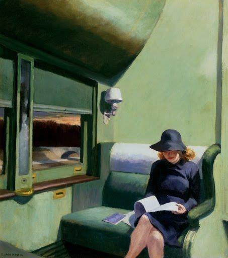 Leer en el tren