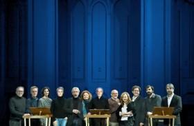 Cómicos de la lengua: 850 años de literatura española en el teatro