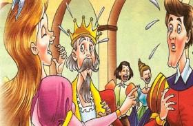 Cuento infantil: El rey pico de tordo