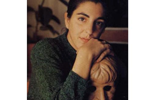 La poeta Rosana Acquaroni