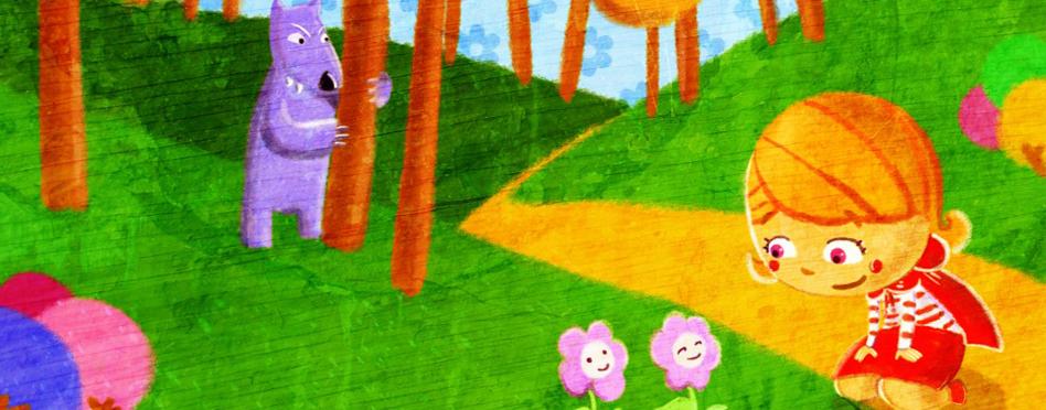 Cuento infantil: Caperucita Roja
