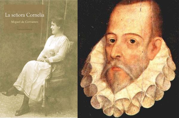 La señora Cornelia, de Miguel de Cervantes