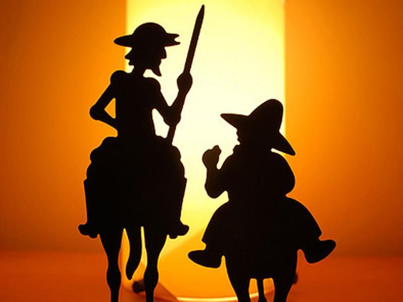 Don Quijote de la Mancha en audio y vídeo