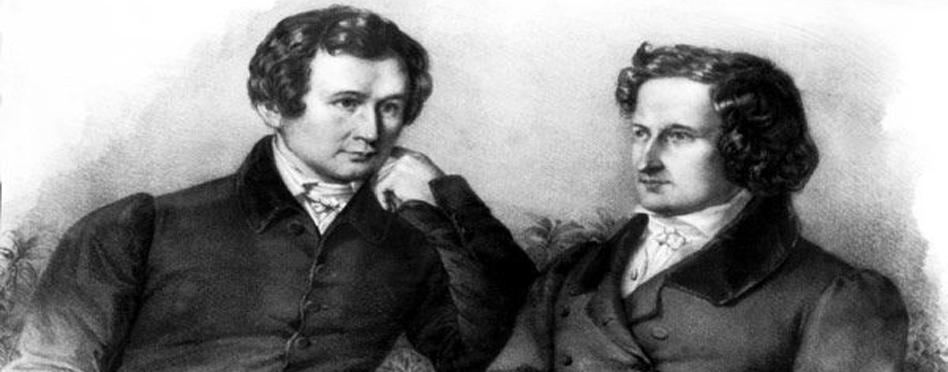 La vida de los hermanos Grimm