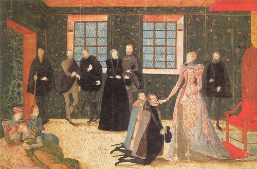 La española inglesa, de Miguel de Cervantes