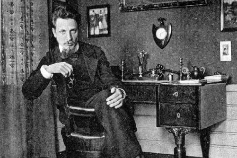El poeta Rainer Maria Rilke
