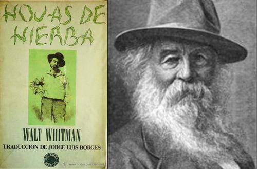 Hojas de hierba, de Walt Whitman